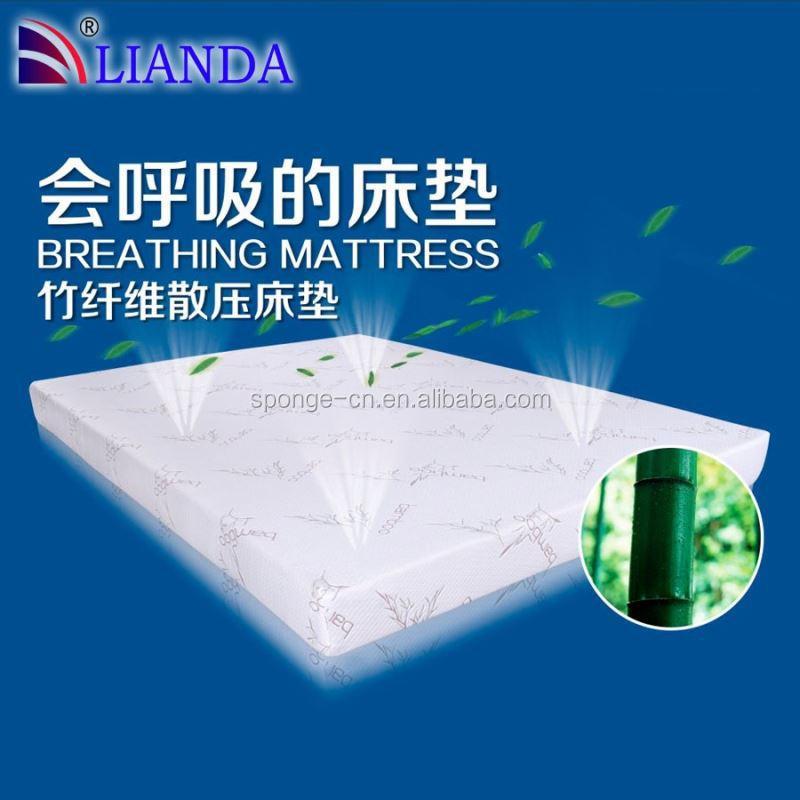Super King Size Mattress Good Quality Memory Foam Mattress