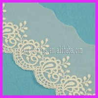 2015 New Style Embroidery Battenburg Lace Trim WNL20