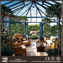 Home Garden Green House Aluminium Glass Room