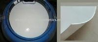 elastomeric pure Acrylic waterproofing coating, white roof coating