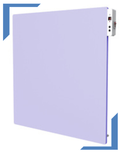 Freestanding and wall mounted installation ultra thin for Small slim radiators