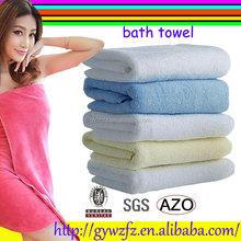 2015 popular design promotional good price bath towel face towel