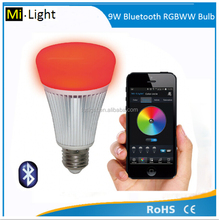 Mi Light Light No Hub And Controler Required Dimmable Smart Bluetooth 4.0 Version Rgb Led Lighting Bulb
