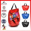 45 liter large capacity foldable reusable shopping cart bag fits on grocery cart