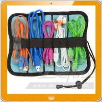 Universal Cable organiser electronic assessories bag for travel