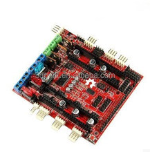 The upgraded version of ramps 1.4 dual power supply Ramps-FD control board for 3d printer