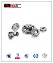 Professional cast iron bell parts with CE certificate