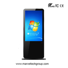 42 '' Floor Stand LCD Touch Computer Monitor,Shopping LCD Advertising Player