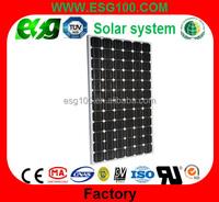 solar energy inverter200w solar panel for solar power station