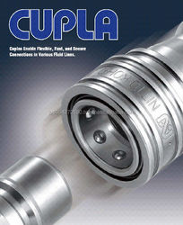 Japanese high quality coupling of swivel joint for pipe made in Japan