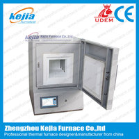 CE approval touch screen heat treatment 1000 degree oven for sale