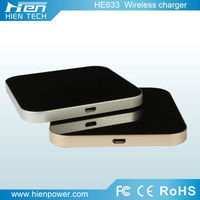 2015 hot sale 3 coils induction wireless charger for iphone for samsung galaxy note 3