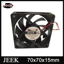 70mm mini led flashing dc axial fan motor