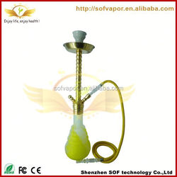 hookah parts wholesale glass shisha hookah various flavor clear glass hookah modern/arab shisha hookah charcoal in 2s