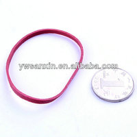Indusrty different types rubber bands