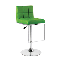 High quality durable using various adjustable stool fixed bar chair