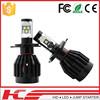 Environmental High Quality H4 100W 24V Led Headlight as bright as Xenon Lights