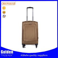 travelmate trolley luggage travel bags soft waterproof spinner suitcase