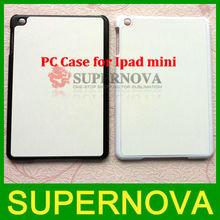 Heated transfer hard PC case for Ipad mini