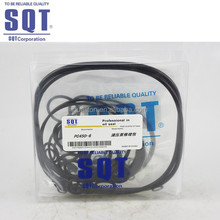 excavator hydraulic pump seal kit for pc400-6