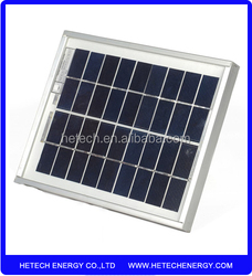 Good quality 3w mini solar panel for led light with best price