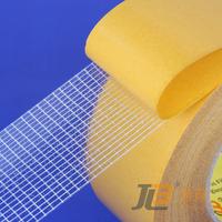 JLW-323 double sided tape , cross fiberglass tape, fiberglass fabric