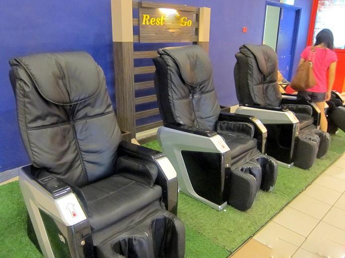 2016 cadeira de massagem que funcionam com moedas pequena for Favor 03 massage chair