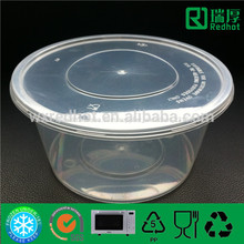 Biodegradables de plástico envase de alimento para el almacenamiento( a1250)
