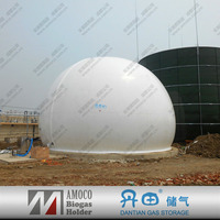 2015 biogas storage tank gas disposal system for biogas plant