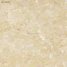 Marble look ceramic floor tile 600*600mm