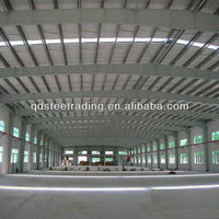 cheep large-span steel structural buildings