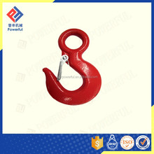 G80 ALLOY STEEL LIFTING EYE HOOK