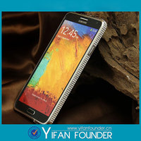 Aluminum Case For Samsung Galaxy Note 3 Diamond Bumper