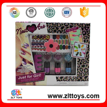 new make up toys for children nail polish cosmetic toys sets