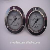 Wika Type High Pressure Gauge