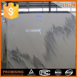 China Best Quality &High Polished dynasty white marble tile