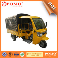 Covered Stable Quality Heavy Load Water Cooled Cargo 250CC China Tricycle