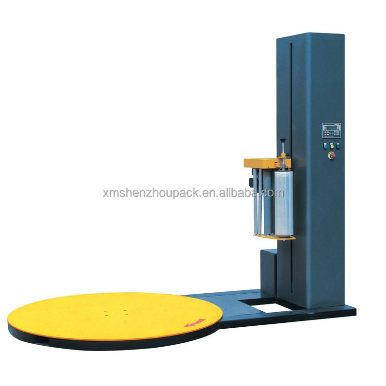 semi automatique palette film tirable emballage machine usine prix ce semi auto lectrique. Black Bedroom Furniture Sets. Home Design Ideas