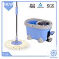 2014 carro produtos de limpeza 360 grau furacão spin mop