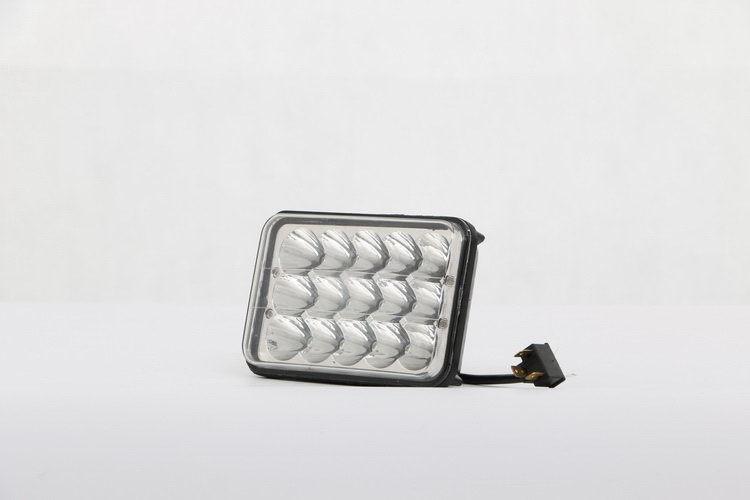 brightest led work light buy 45w the brightest led work light led. Black Bedroom Furniture Sets. Home Design Ideas