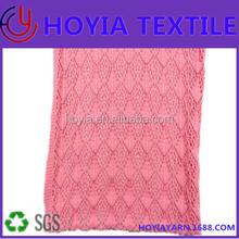 China Shanghai summer hollow sweater 14G 50S/4 100 staple cotton yarn