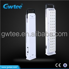 hot selling in Asia portable rechargeable led emergency lighting led