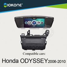 iokone dashboard touch screen car radio dvd multimedia gps for Honda ODYSSEY 2006-2010