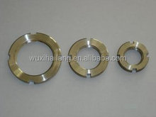 Cheap supply GL 304 stainless steel round nuts from China