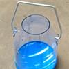 Milk Sucking Machine Buckets with Scale Plastic Material