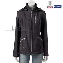 new design hot sale women waterproof softshell jacket