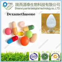 GMP Factory supply High quality dexamethasone/50-02-2/ for anti-infect, Chinese manufacturer dexamethasone base