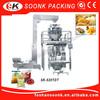 Soonke Food Mini Donut Popcorn Biscuit Cashew Nut Packing Machine