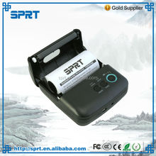 Thermal Portable battery Receipt Printer machine 3'' Bluetooth Printer- support IOS android