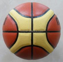 professional PU basketball factory